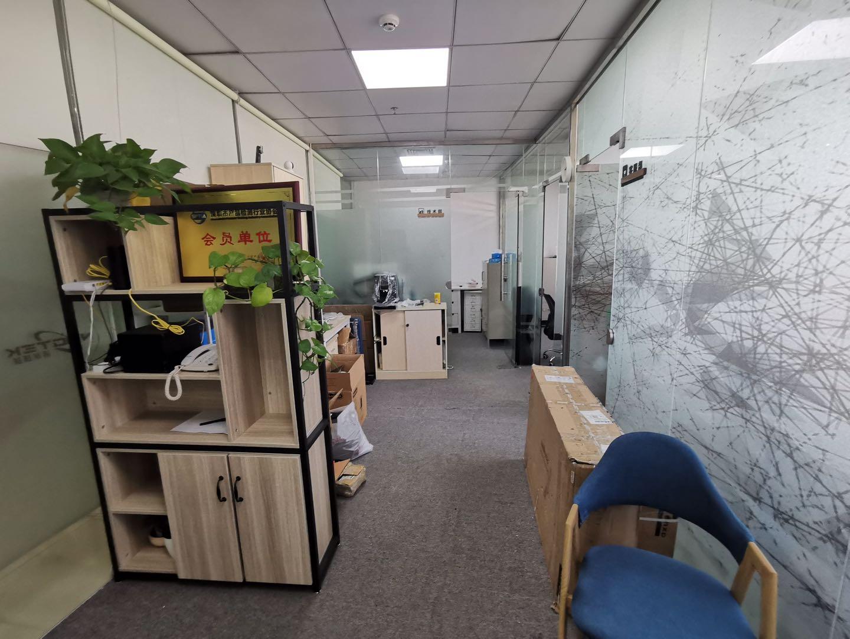 【可短租】1号线地铁口精装商务办公室,租期灵活,拎包入驻