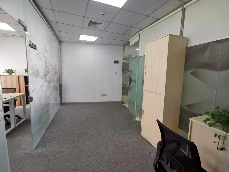 【非中介】南山中心区精装办公室+会议室出租,无杂费